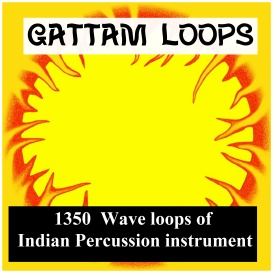 Asian Drum Gattam | Music | Soundbanks