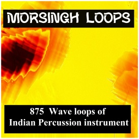 Asian Morsingh Loops | Music | Soundbanks