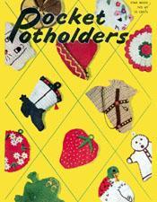 Pocket Potholders - Adobe .pdf Format | eBooks | Arts and Crafts