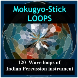 ASIAN Mokugyo-Stick LOOPS | Music | Soundbanks