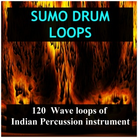 asian sumo drum loops