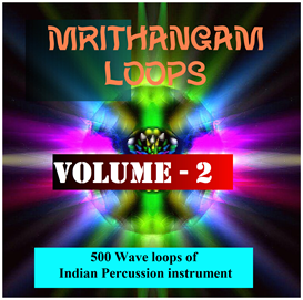 Asian Mrithangam Loops - Volume - 2 | Music | Soundbanks