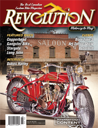 Revolution Motorcycle Magazine Vol.18 english | eBooks | Automotive