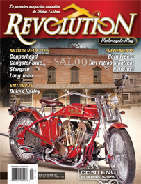 Revolution Motorcycle Magazine Vol.18 francais | eBooks | Automotive