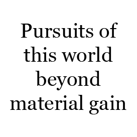 Pursuits of This World Beyond Material Gain | Audio Books | Religion and Spirituality