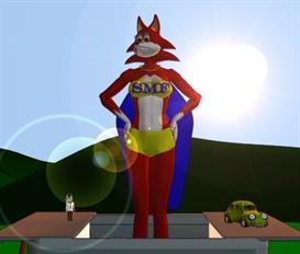 super mega fox episode i