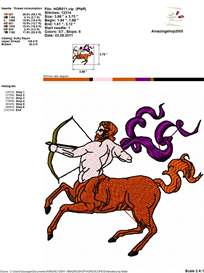 Zodiac Signs Embroidery design | Crafting | Sewing | Other
