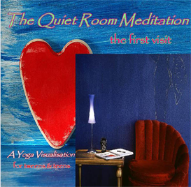 the quiet room meditation -  the first visit