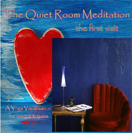 the quiet room meditation -  the first visit edit 's'