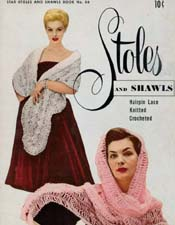 Stoles and Shawls - Adobe .pdf Format | eBooks | Arts and Crafts