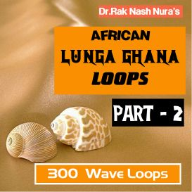 african lunga drum loops - part - 2