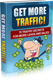 Get More Traffic | eBooks | Business and Money