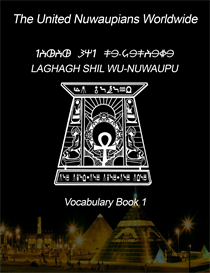 nuwaupuyee vocabulary book 1