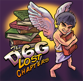 D6G: The Lost Chapters Book 16 | Audio Books | Humor
