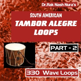 South American Tambor Alegre -Part-2 | Music | Soundbanks