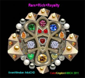 Rare Rich Royalty | Other Files | Arts and Crafts