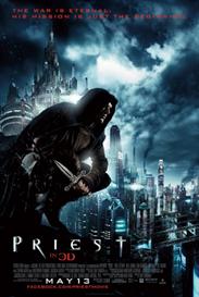 priest movie 2011 dvd