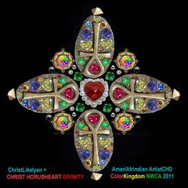 christlikelyen = christ-horusheart deity = divinity
