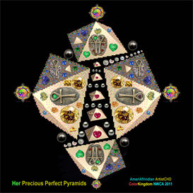 Her Precious Perfect Pyramids | Photos and Images | Digital Art