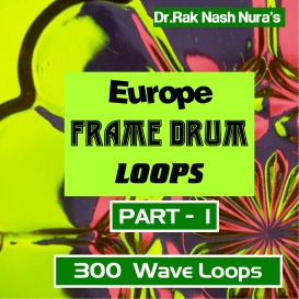 European Frame Drum - Volume - 1 | Music | Soundbanks