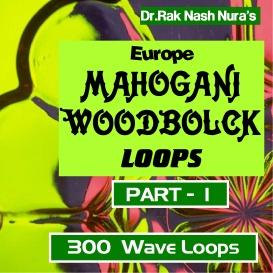 European Mahogani Wood Block Loops - Volume - 1 | Music | Soundbanks