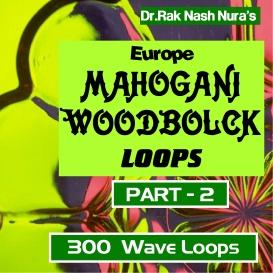 European Mahogani Wood Block Loops - Volume -2 | Music | Soundbanks