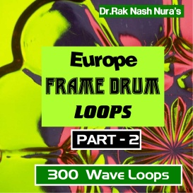 European Frame Drum - Volume - 2 | Music | Soundbanks