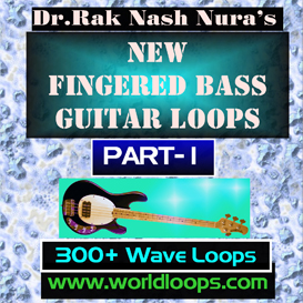 Bass - Fingered Bass - Volume - 1 | Music | Soundbanks