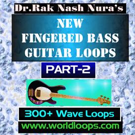 Bass Fingered - Volume - 2 | Music | Soundbanks