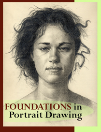 Foundations in Portrait Drawing Volume 1 - 2nd edition | eBooks | Arts and Crafts