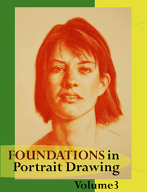 Foundations in Portrait Drawing - Volume 3 | eBooks | Arts and Crafts
