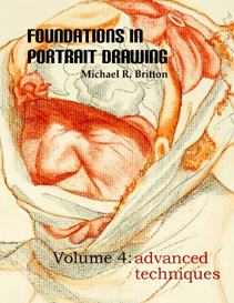 foundations in portrait drawing - volume 4 - advanced techniques
