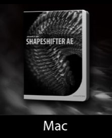 ShapeShifter AE Mac | Software | Add-Ons and Plug-ins