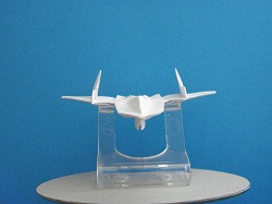 Third Additional product image for - Origami SR-71 Blackbird Tutorial Video