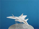Origami J-XX Chinese Stealth Tutorial Video | Crafting | Paper Crafting | Other