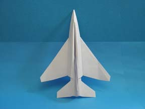Second Additional product image for - Origami F-4 Phantom Tutorial Video