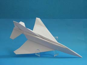 Third Additional product image for - Origami F-4 Phantom Tutorial Video