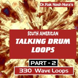 South American Talking Drums - Part -2 | Music | Soundbanks