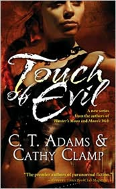 Touch of Evil 01 by C. T. Adams , Cathy Clamp | eBooks | Science Fiction