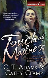 Touch of Madness 02 by C. T. Adams , Cathy Clamp | eBooks | Science Fiction