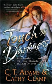 Touch of Darkness 03 by C. T. Adams , Cathy Clamp | eBooks | Science Fiction