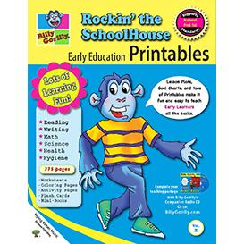 Ready For Kindergarten - Printables Vol. 1 | eBooks | Education