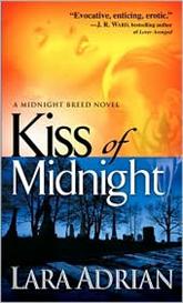 Kiss of Midnight (Midnight Breed Series #1) by Lara Adrian | eBooks | Science Fiction