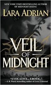 Veil of Midnight (Midnight Breed Series #5) by Lara Adrian | eBooks | Fiction