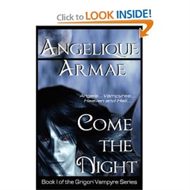 Come the Night by Angelique Armae | eBooks | Fiction
