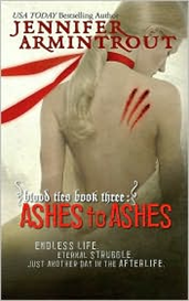 Ashes to Ashes (Blood Ties Series #3) by Jennifer Armintrout   eBooks   Fiction