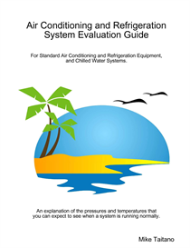 Air Conditioning and Refrigeration System Evaluation Manual | eBooks | Technical