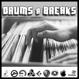 Hip Hop Vinyl soul drum loops sample breakbeat reason redrum motu bpm idrum mpc | Music | Soundbanks