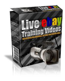 Live eBay Training Videos | Movies and Videos | Training
