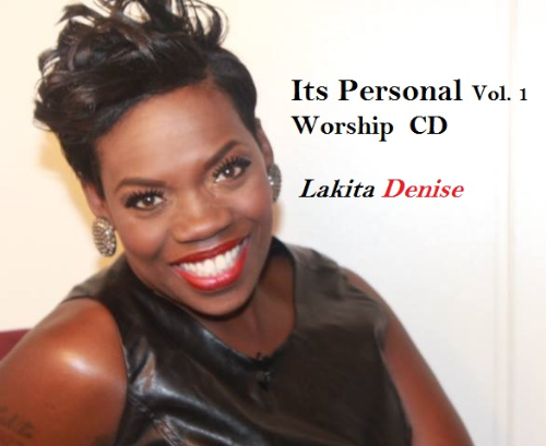 First Additional product image for - It's Personal- Intro to Worship CD